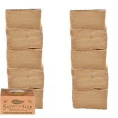 Lot of 10 Aleppo soaps laurel Aleppo Soap, Cleaning, Zero Waste, Soaps, Minimalism, Take Care Of Yourself, Hand Soaps, Home Cleaning, Soap