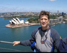 Climbing in Sydney :)