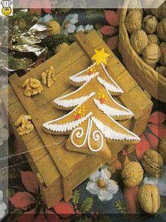 vcielkaisr-mojerecepty: Medovníkové cesto Christmas Ornaments, Holiday Decor, Home Decor, Hampers, Decoration Home, Room Decor, Christmas Jewelry, Christmas Decorations, Home Interior Design