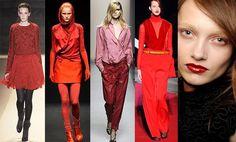 RED RED RED !!! winter 2011-12 - Adam- A.F Vandevorst- Bottega Veneta- Maison Martin Margiela- Givenchy