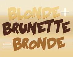 Blake Lively Goes Bronde (Blonde + Brunette = Bronde)