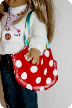 American Girl Doll Purse Pattern