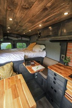 25 Creative RV Camper Remodel Ideas on a Budget - decorhit.com