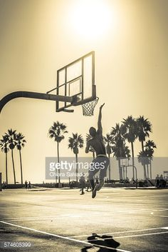 Streetballs in #VeniceBeach, #California. | #stock #photography #gettyimages #print #travel |