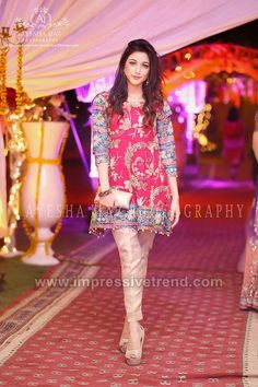 Latest Wedding Party Wear Dresses Trends consists of 25 most beautiful & amazing designs collection including sarees, gowns, frocks, maxis, shirts Pakistani Bridal Couture, Pakistani Wedding Outfits, Pakistani Dresses, Pakistani Clothing, Wedding Wear, Wedding Pics, Summer Wedding, Party Wear Dresses, Bridal Dresses