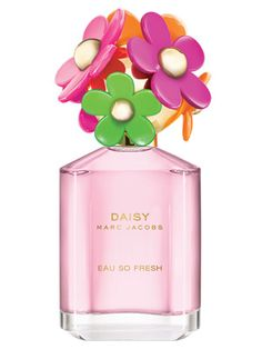 Daisy Eau So Fresh Sunshine Marc Jacobs perfume - a new fragrance for women 2012:  Love this fragrance!  It's a flanker to the original, but I actually like the flanker better, and I love the original!