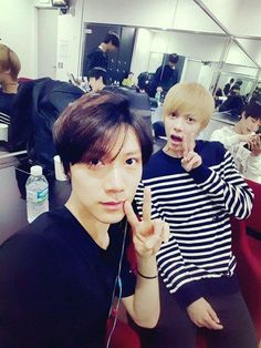 Ten and Hansol