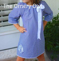 University of Kentucky Dress University of by TheOrneryOwl on Etsy, $38.00