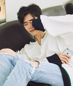 You look good always ❤ Lee jong suk.