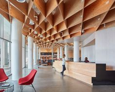 2017 AIA Institute Honor Awards: Pinterest HQ in San Francisco by IwamotoScott Architecture with Brereton Architects