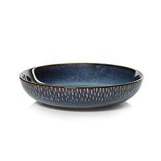 Monet Collection Bowl Blue - Home Republic