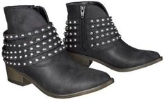 #Target                   #women boots              #Women's #Mossimo #Supply #Karis #Studded #Wrap #Ankle #Boots #Black          Women's Mossimo Supply Co. Karis Studded Wrap Ankle Boots - Black                                       http://www.seapai.com/product.aspx?PID=898566