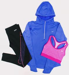 Be motivated to stay active this winter season by wearing neon workout wear. #style #ootd #freestylefind #style #activewear #gym