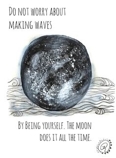 Moon Inspired Prints  Magnets  Original by RootinForYourLife