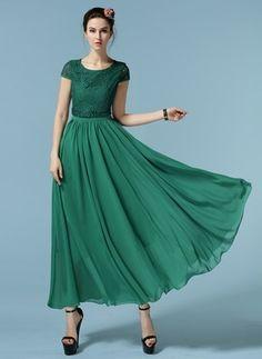 789c756b2d65 Long Formal Dress Chiffon Maxi Dress, Lace Chiffon, Plus Size Maxi Dresses,  Formal