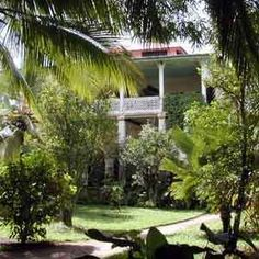 salome's garden, zanzibar, tanzania
