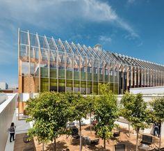 Una mirada dentro del pabellón de España en la Expo Milán 2015