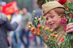 С днём победы! Happy Victory Day!  On the 9th of May every year Russia celebrates Victory Day, an event that commemorates the Soviet Union's victory over Nazi Germany in the Second World War. It was first celebretated in 15 Soviet republics after the adoption of the surrender document on May 8, 1945. The Soviet government announced the victory early on 9 May after the signing ceremony in Berlin. Source: Ricardo Marquina