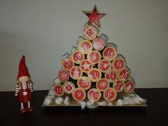Foyer, Advent Calendar, Journal, Holiday Decor, Home Decor, Decoration Home, Room Decor, Advent Calenders, Foyers