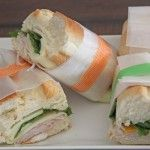 Party Food: Serve up Sandwiches!