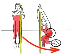 Running? Playing sports? Or just working out? This exercise will help to Activate the Hips that are your Prime Movers! #hipactivation #prehab  Hold on to a pole or wall and squat backwards on one leg in a Curtsy Lunge by reaching the opposite foot backwards on a diagonal as far as possible. Keep the foot off the ground too.  Feel the hip muscles of the standing leg start to work! Do 1-3 sets of 5-10 reps on each side before getting on with your run or workout. #preparetoperform