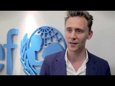Tom Hiddleston tells us about Living Below The Line - YouTube