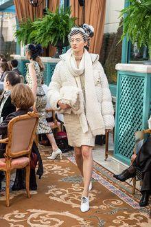 Chanel Métiers d'Art Automne/Hiver 2017, Womenswear - Fashion Week (#27948) France