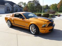 eBay: 2008 Ford Mustang GT500 Super Snake helby Super Snake #fordmustang #ford