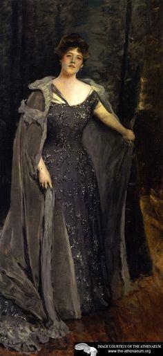 Hilda Spong  William Merritt Chase