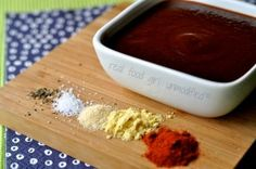 Let's Get Sauced!  Sweet & Zesty Homemade BBQ Sauce by Real Food Girl: Unmodified