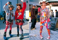 FRUiTS: Japanese Street Fashion at its Street-iest