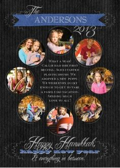 Hanukkah Cards | Hanukkah Greeting Cards | Photo Cards | Snapfish