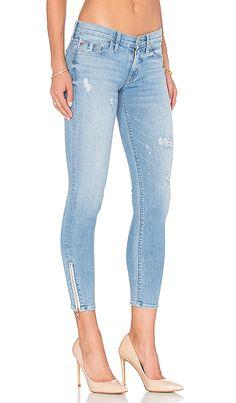 Comprar Hudson Jeans JEANS SKINNY KRISTA ANKLE ZIP em Tradewind at REVOLVE. Devolução e envio de 2 a 3 dias grátis, correspondência de preço de 30 dias garantida
