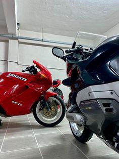 Ducati Paso 907i.e. Vs Yamaha GTS 1000A Motorcycle Parts, Yamaha, Motorcycles, Living Room, Vehicles, Home Living Room, Car, Drawing Room, Lounge