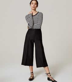 Dear Stich fix.. I am considering getting these for work.  Tea Garden Culottes in Marisa Fit