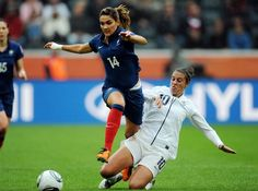 The creative playmaker at the heart of the French attack, Louisa Necib will cause fits for the U.S. in their opening Olympic match.
