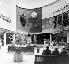 Cat and Fiddle Arcade Hobart (c.1960s - opened July 1962)