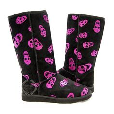 Ok,ok... some Ugh boots I would actually maybe wear:)