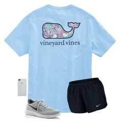 Designer Clothes, Shoes & Bags for Women Vineyard Vines Hat, Girls Life, Layouts, Active Wear, Cute Outfits, Teen, Shoe Bag, Nike, Polyvore