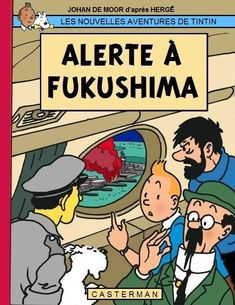 Poisson d'avril 2015, un nouvel album de Tintin en octobre.