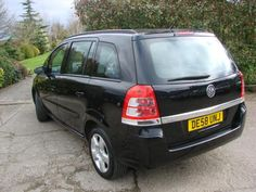 Vauxhall Zafira 1.6 16v Exclusiv 5dr 1 Now Available For Sale!