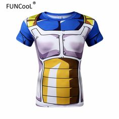 Dragon Ball Z Android 18 compressed shirts and more
