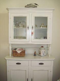 Shabby vintage gustavien restauration meubles - Credenza bianca ikea ...