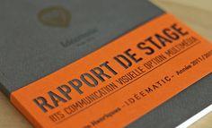 rapport de stage 2012 – idéematic | Romain Henriques | Graphiste Webdesigner Intégrateur – Freelance