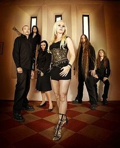 Liv Kristine - Leaves Eyes