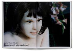 »my« Magazine – the healthy magazine | Roger Furrer – Art Departement