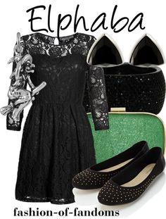 Elphaba | Fandom Fashion