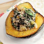 Permalink to: Acorn Squash Boats with Quinoa {12 Weeks of Winter Squash}