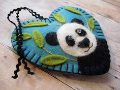 Made to Order Embroidered Ornaments Choose Baby by SandhraLee