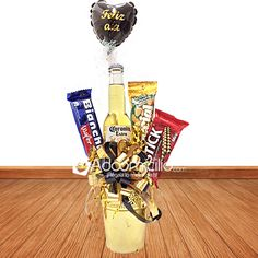 Fathers Day Gift Basket, Fathers Day Gifts, Best Dad Gifts, Gifts For Dad, Beauty Logo, Gift Baskets, Balloons, Crafts, Gifts
